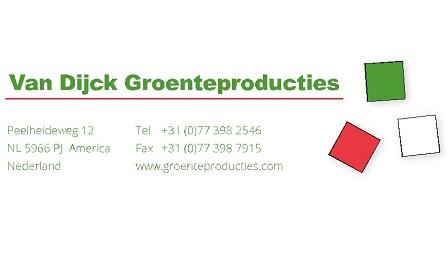 Van Dijck Groenteproductie